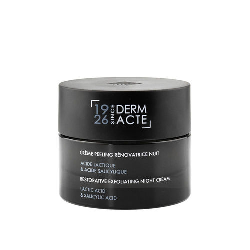 Derm Acte Restorative Exfoliating Night Cream, tehoyövoide 50 ml