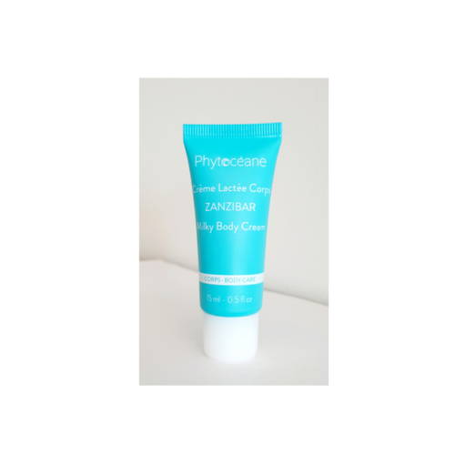 Phytocéane Zanzibar Milky Body Cream, vartalovoide 15 ml